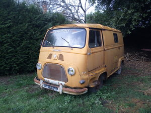 1967 Renault Estafette 800 Van Classic French
