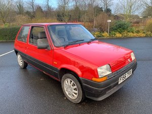 1989 Renault 5 GTS SOLD by Auction