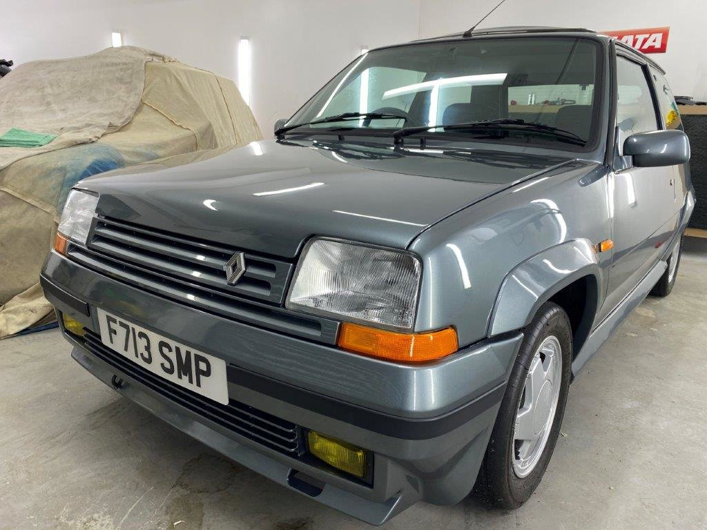 1988 Renault 5 GT Turbo at ACA 25th January  For Sale (picture 1 of 6)