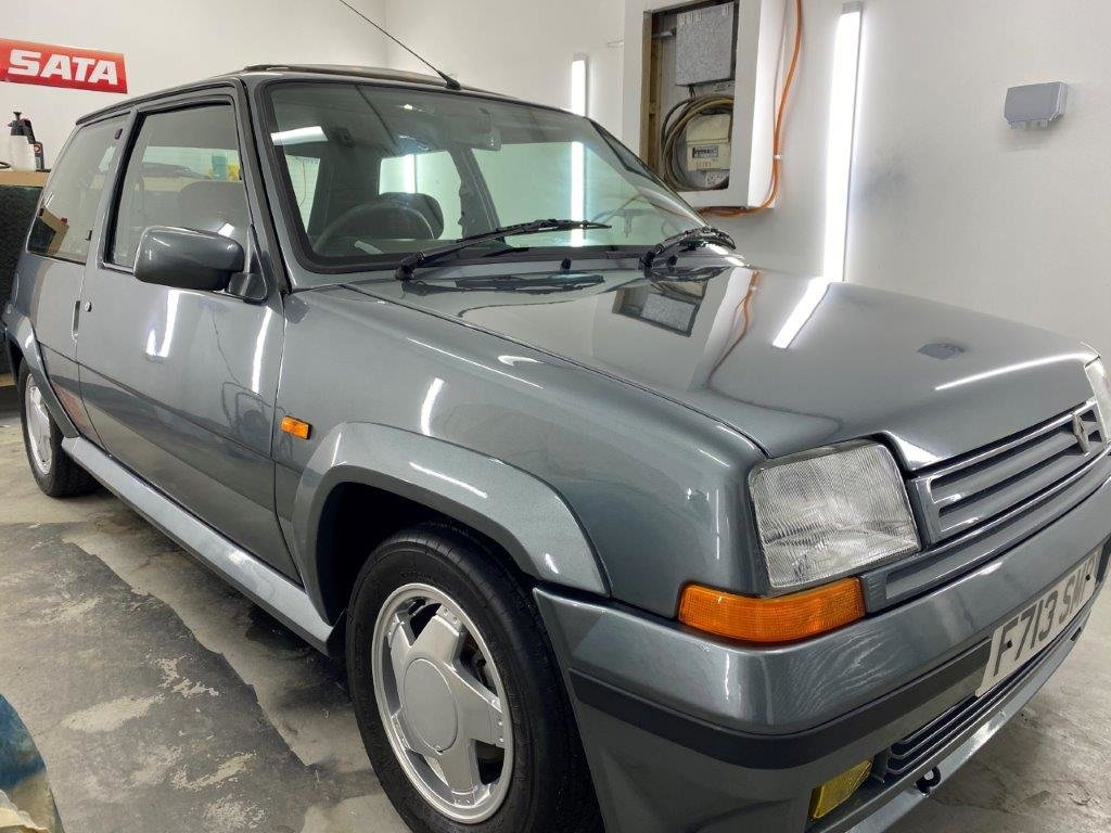 1988 Renault 5 GT Turbo at ACA 25th January  For Sale (picture 2 of 6)