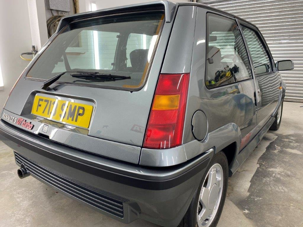 1988 Renault 5 GT Turbo at ACA 25th January  For Sale (picture 4 of 6)