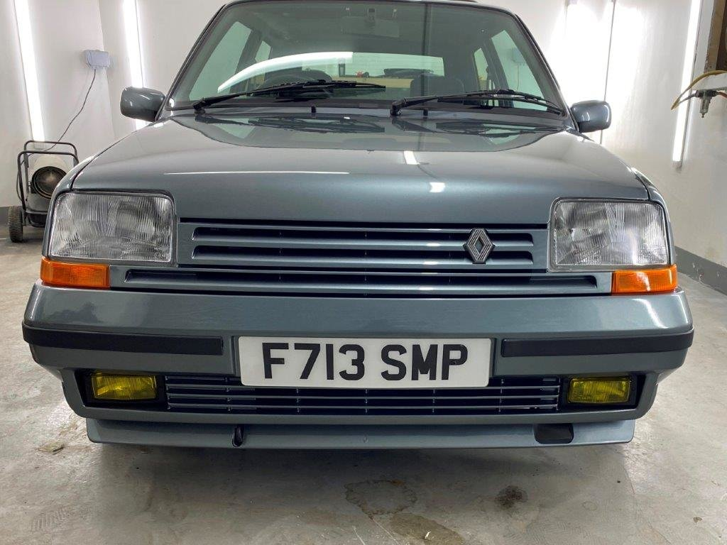 1988 Renault 5 GT Turbo at ACA 25th January  For Sale (picture 6 of 6)