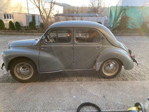 1955 Renault 4CV Sport For Sale
