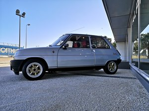 1982 R5 ALPINE TURBO d'origine For Sale