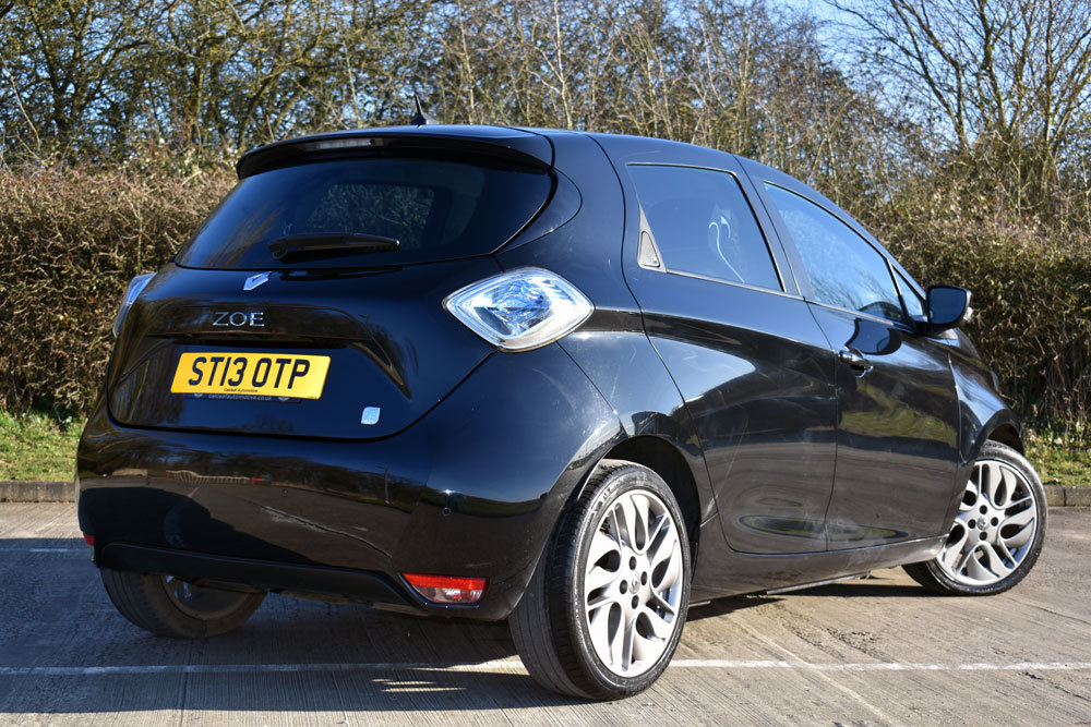 2013 Renault Zoe Dynamique Intens 22Kw For Sale (picture 2 of 6)