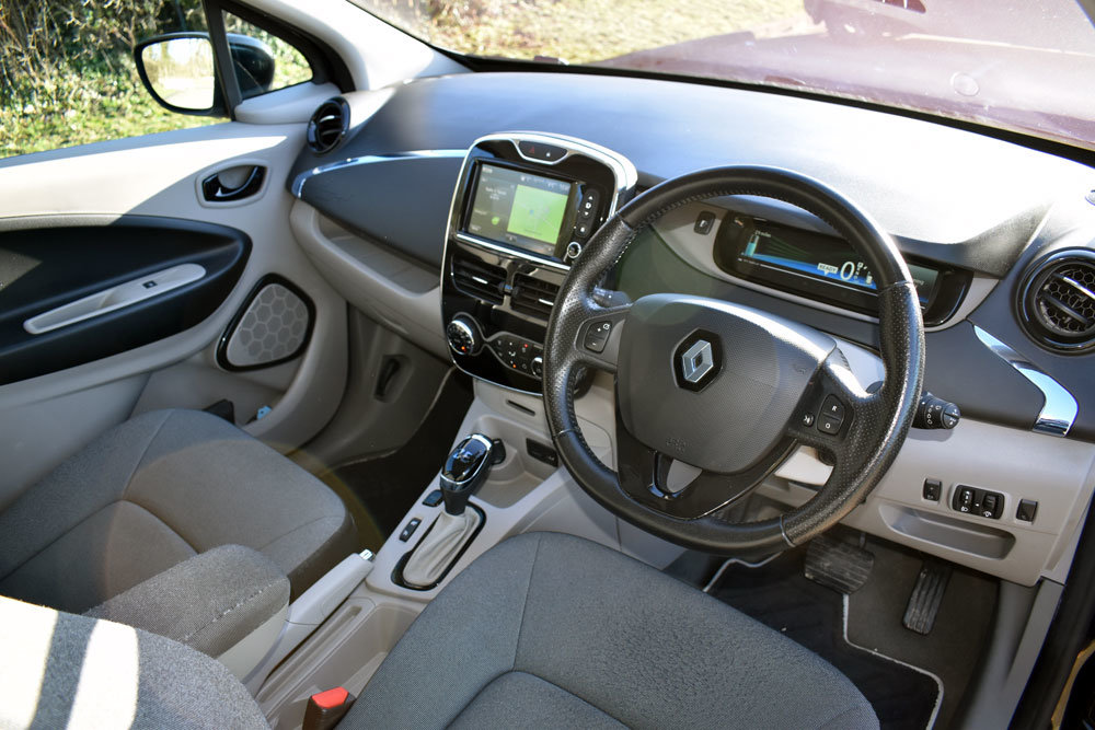 2013 Renault Zoe Dynamique Intens 22Kw For Sale (picture 3 of 6)