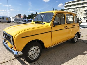 1986 Renault 4 GTL For Sale
