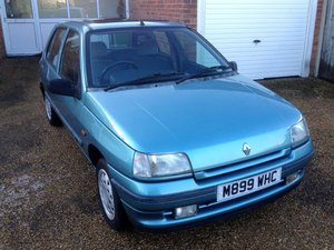 1994 Renault Clio 1.4 RT Auto at ACA 25th January