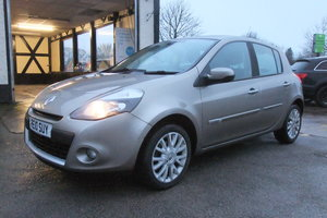 Picture of 2010 RENAULT CLIO 1.1 DYNAMIQUE TOMTOM TCE 5DR SOLD