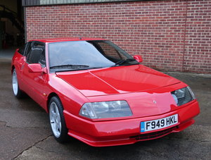 1989 Renault GTA V6 Turbo