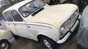 1979 Renault 4 tl For Sale