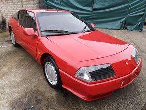1989 RENAULT GTA V6 TURBO SOLD