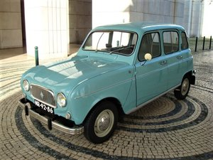1966 Renault 4L For Sale