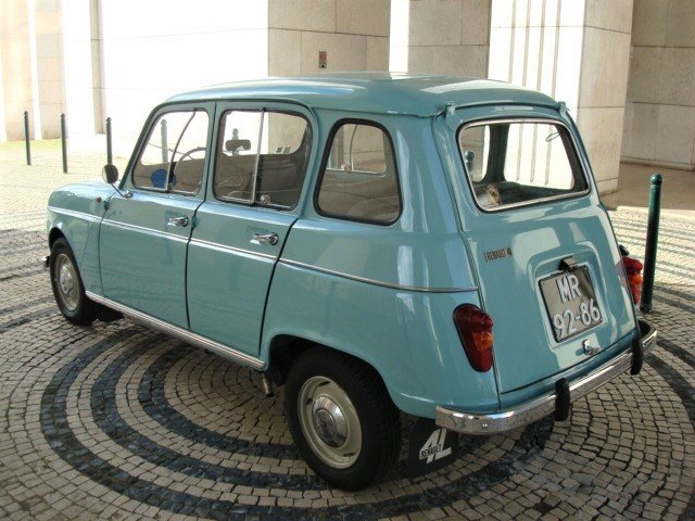 1966 Renault 4L For Sale (picture 2 of 6)