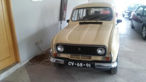 Picture of 1979 RENAULT R 4 L 845 cc For Sale