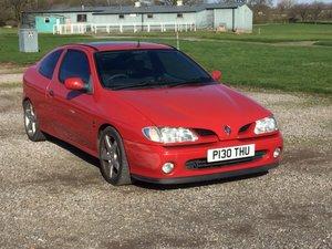 Lot 31 - A 1997 Renault Megane Coupé 2ltr SOLD by Auction