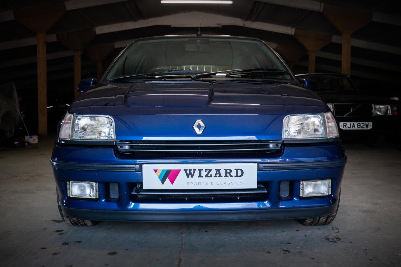 1994 Renault Williams Clio 1 (picture 3 of 24)