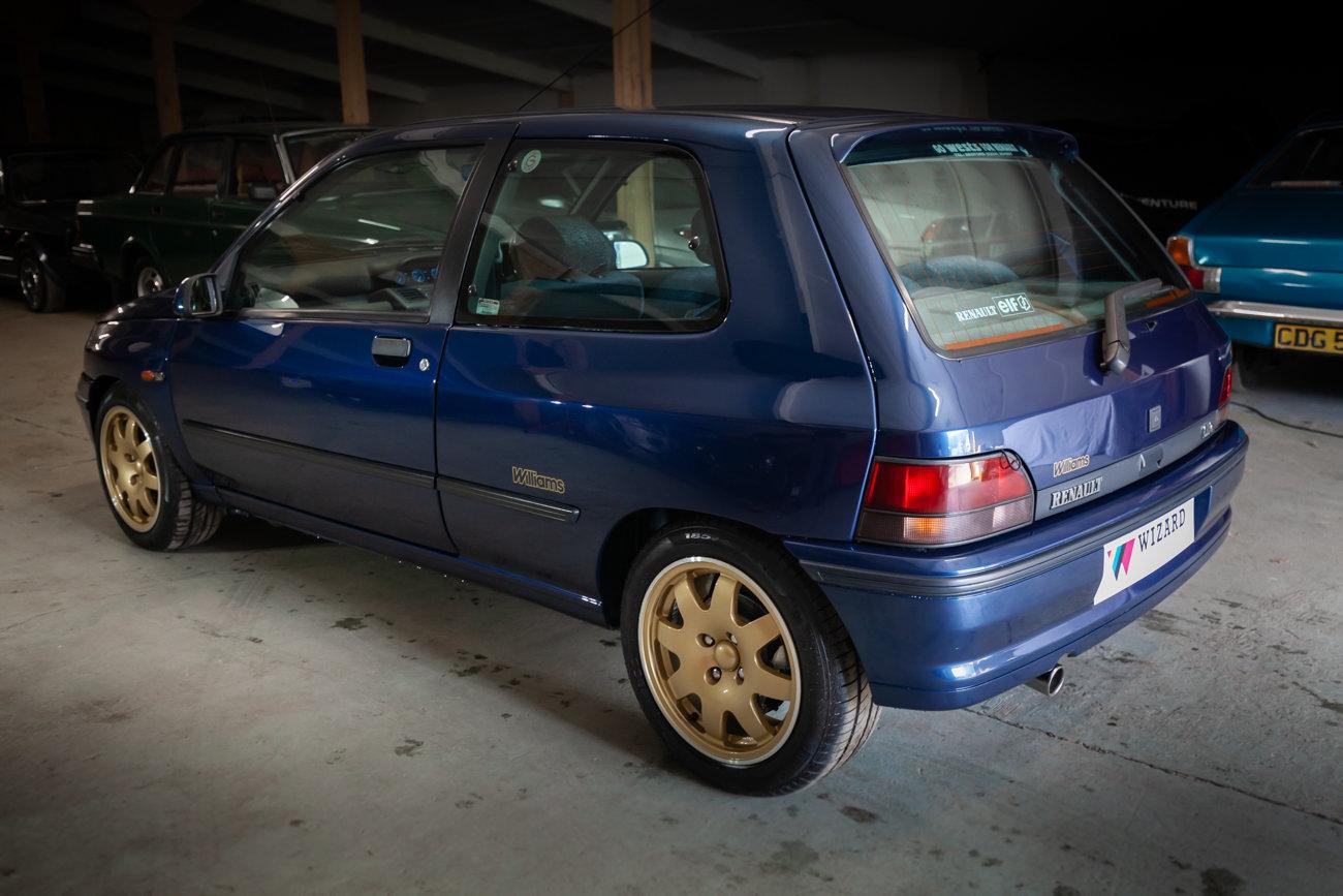 1994 Renault Williams Clio 1 (picture 4 of 24)