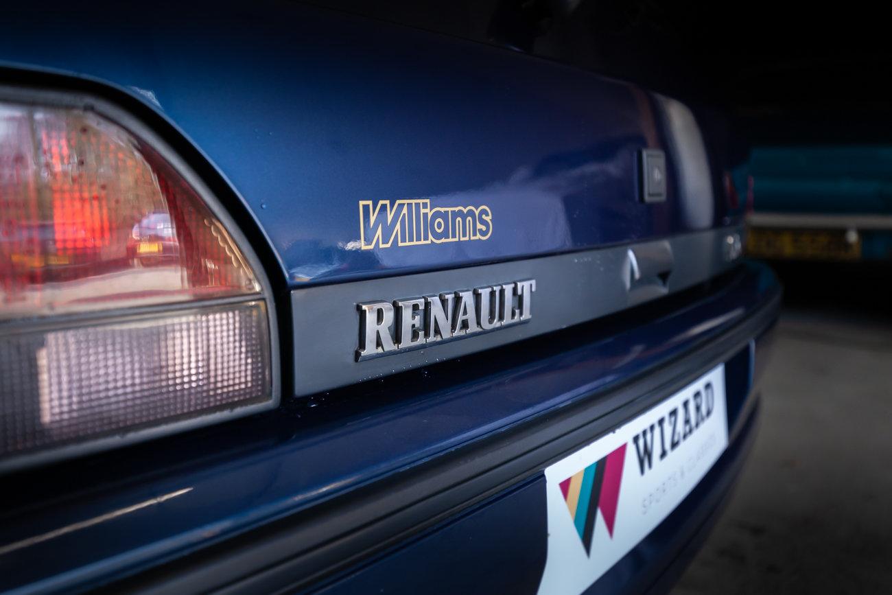 1994 Renault Williams Clio 1 (picture 11 of 24)