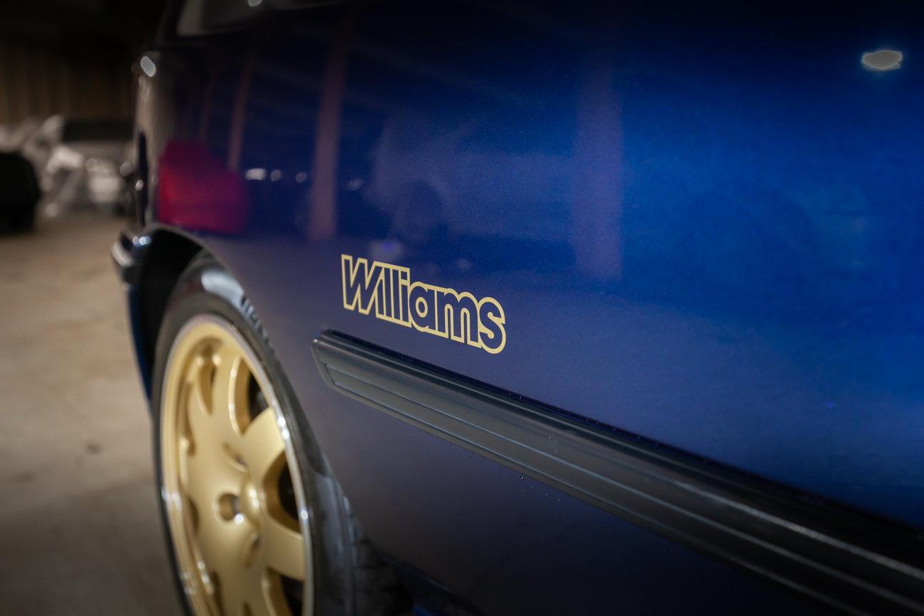 1994 Renault Williams Clio 1 (picture 13 of 24)