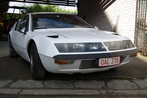 Alpine Renault A310 VF fuel injection LHD