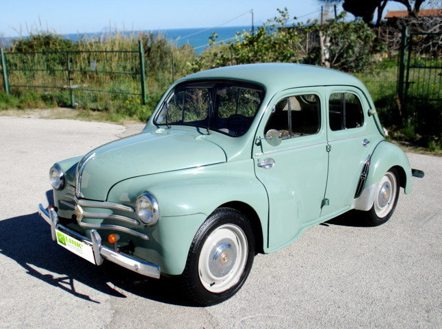 RENAULT 4CV R1062 (1958) For Sale (picture 1 of 6)