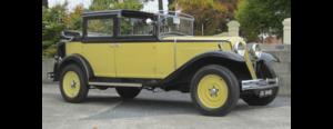 1926 1929 Renault 15CV Vivasix Landaulette de Ville