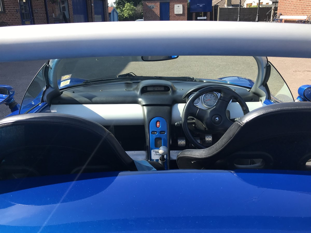 1997 Renault Sport Spider For Sale (picture 4 of 6)