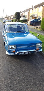 1968 Renault R10
