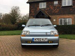 1990 Renault 5 GTX 1.7
