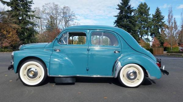1959 RENAULT 4CV Vintage Fun French Mini-Microcar RARE  For Sale (picture 2 of 6)