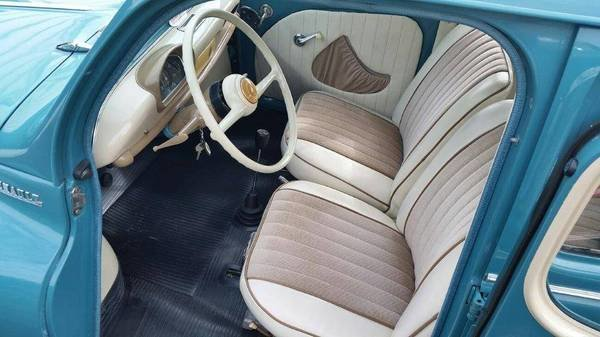 1959 RENAULT 4CV Vintage Fun French Mini-Microcar RARE  For Sale (picture 4 of 6)