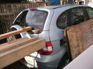 2002 Renault RX 4x4 Barn find spairs or repair