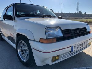 Renault 5 GT Turbo - Rebuilt engine 1000 KM - 3 owners