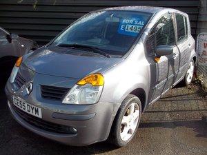 2005 Renault Modus 1.4 Maxim