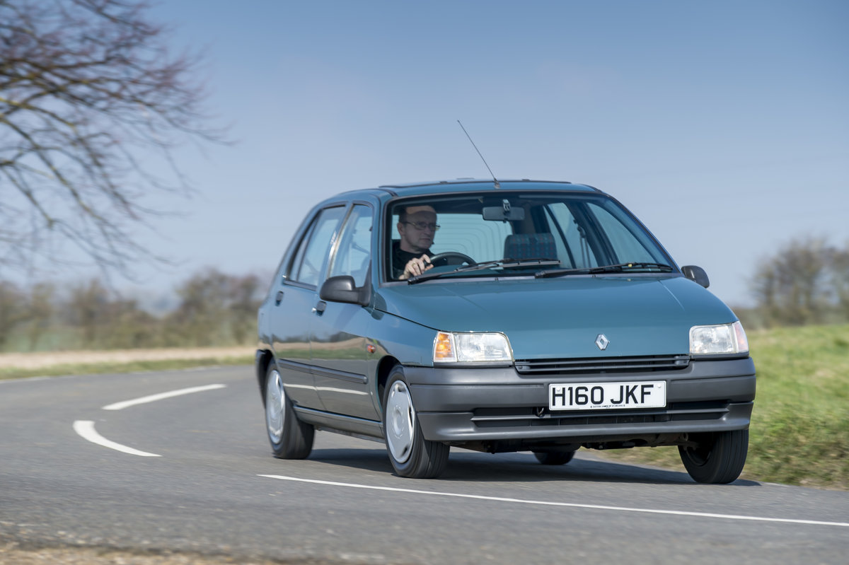 1991 Renault Clio EX-Renault UK For Sale (picture 4 of 6)