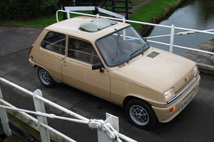 1984 Renault 5 TL Le - 36000 Miles From New