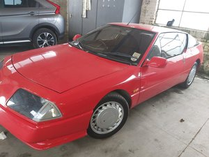 1988 Renault Alpine GTA V6