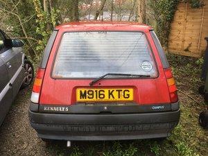 1995 Renault 5 CAMPUS PRIMA