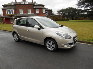 2011 Renault Scenic SOLD