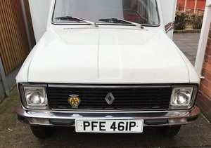 1975 Renault 6 SOLD by Auction