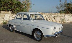 Renault Dauphine Gordini type R 1095
