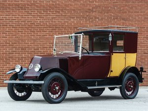 1924 Renault NN Town Car by Labourdette