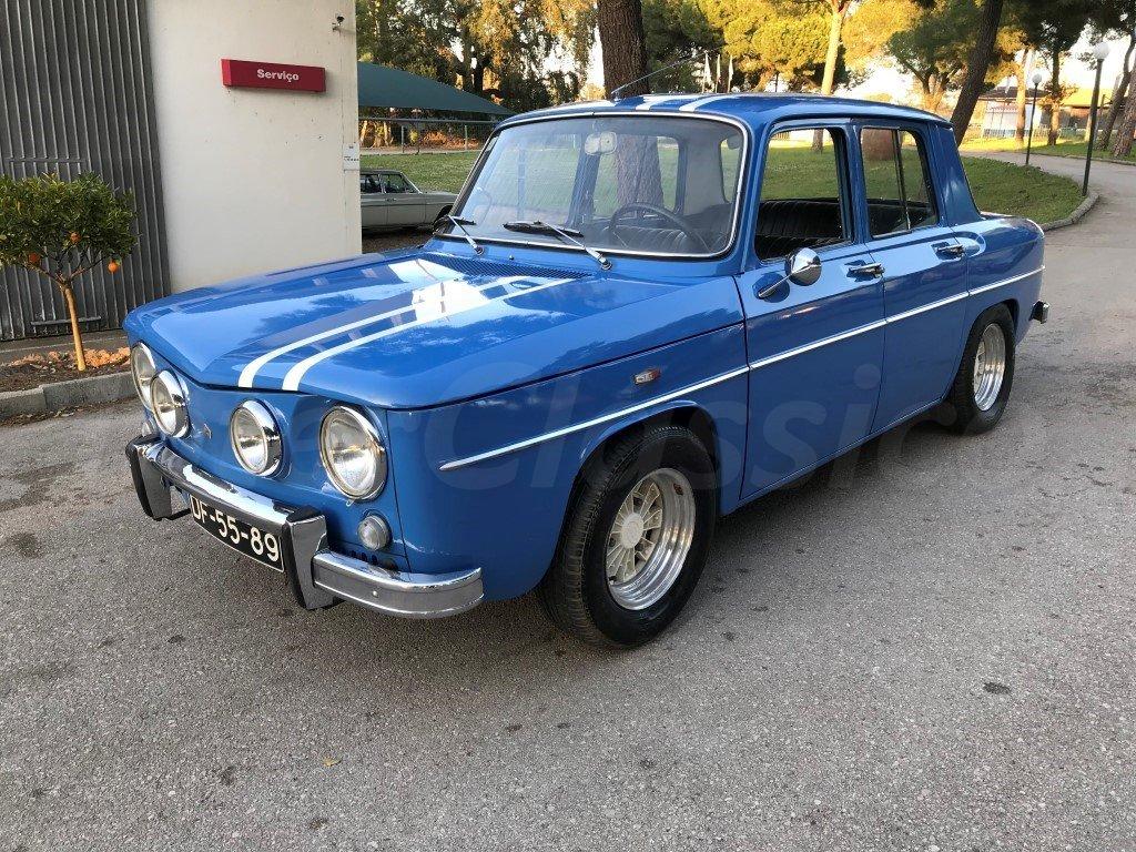1968 Renault 8 Gordini For Sale (picture 1 of 6)