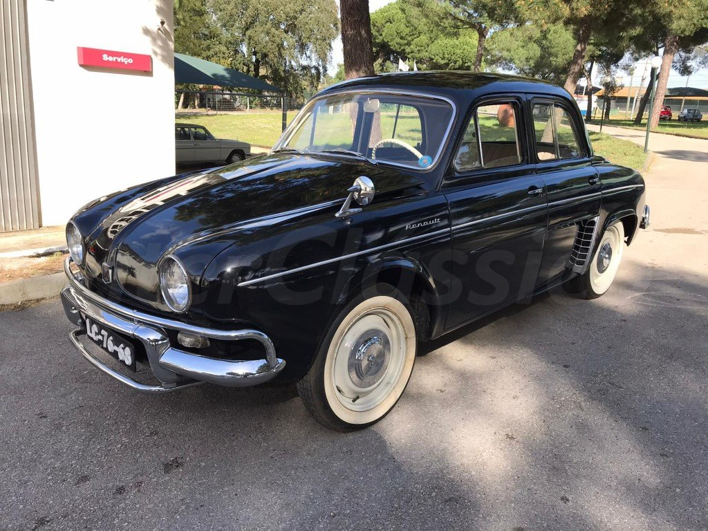 1958 Renault Dauphine For Sale (picture 1 of 6)
