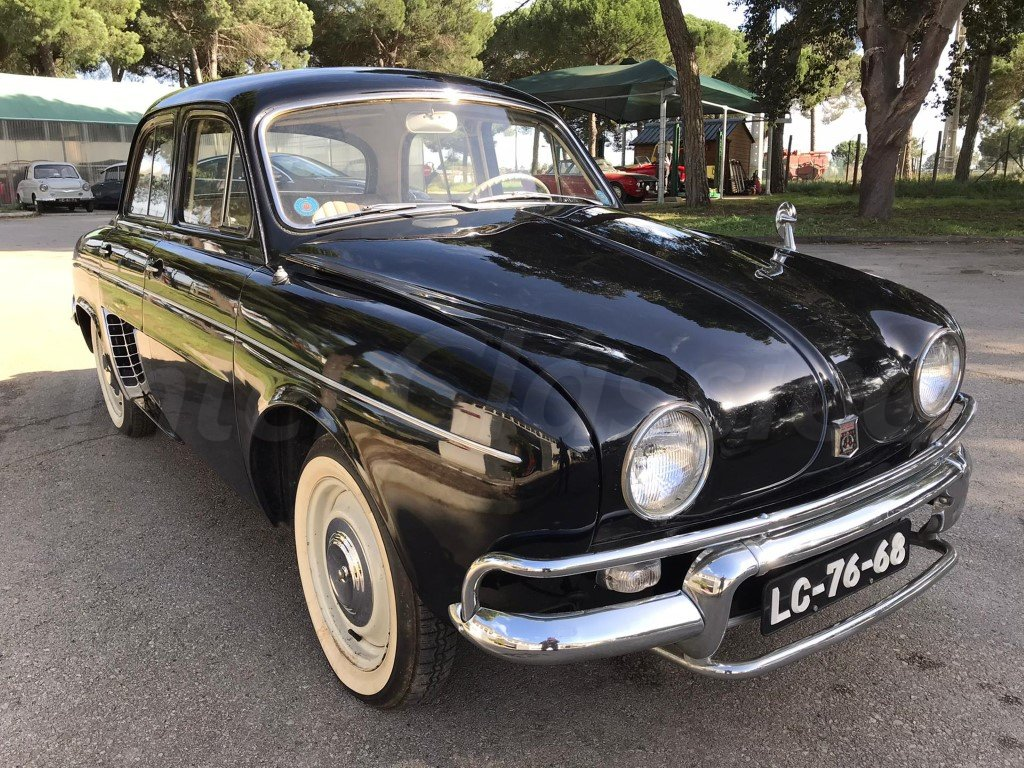 1958 Renault Dauphine For Sale (picture 3 of 6)