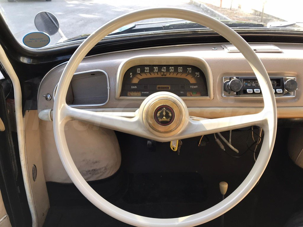 1958 Renault Dauphine For Sale (picture 4 of 6)