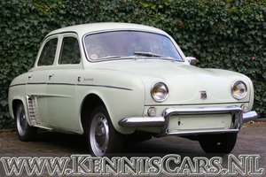 GORDINI Renault Dauphine Gordinin 1963 For Sale