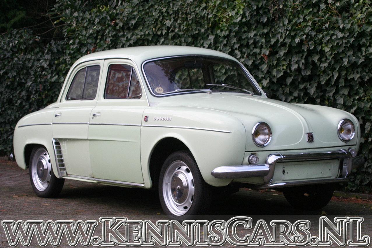 GORDINI Renault Dauphine Gordinin 1963 For Sale (picture 4 of 6)