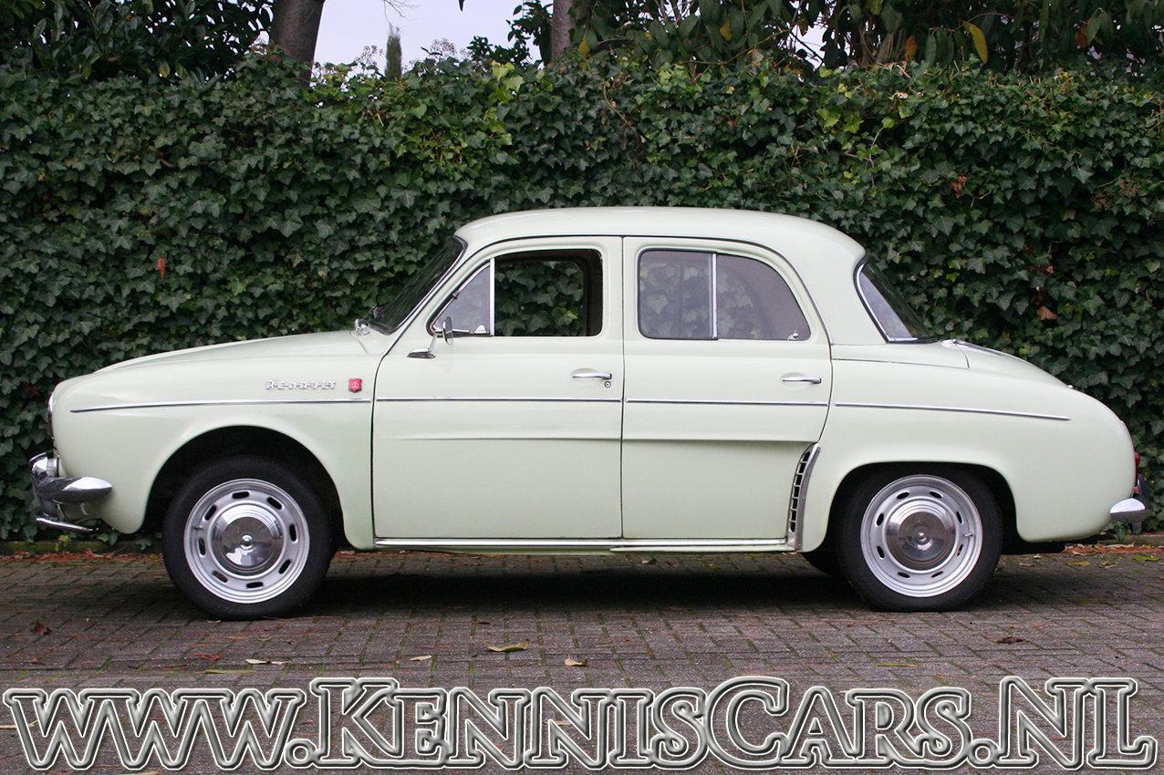 GORDINI Renault Dauphine Gordinin 1963 For Sale (picture 5 of 6)
